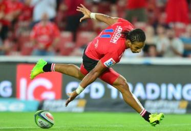 Rugby - 2017 Super Rugby - Lions v Reds - Ellis Park Stadium - Durban